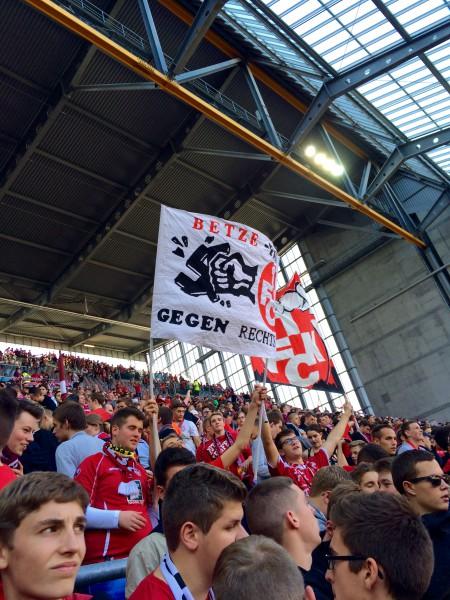 FCK-Fans beziehen Stellung